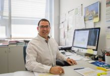Eddy Sotelo, investigador principal no CiQUS. Foto: CiQUS.