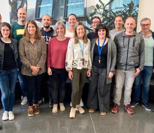 Grupo de Química Coloidal da Universidade de Vigo. Foto: Duvi.