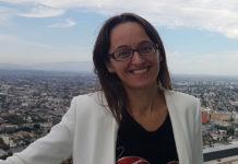 Rebeca García Fandiño, investigadora do CiQUS.