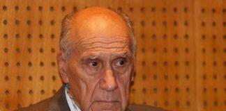 O profesor Fernando Fraga, nun acto da Real Academia Galega de Ciencias. Foto: RAGC.