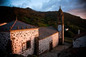 Capela de Santo André de Teixido. Foto: Turismo de Galicia.