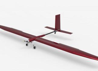 Imaxe do AZOR-0, prototipo deseñado polos estudantes do campus ourensán. Foto: UVigo Aerotech.