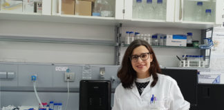 Beatriz Pelaz é a terceira científica que capta en Galicia unha bolsa Starting Grant. Foto: CiQUS.