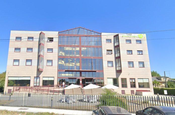 Residencia de DomusVi en Outeiro de Rei (Lugo). Foto: Google Street View.