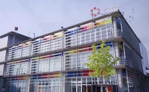 Edificio do CiTIC. Foto: UDC.