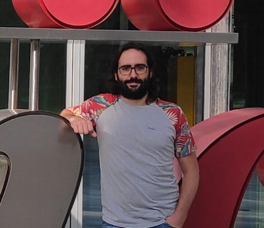 José Ángel Nicolás (Carballo, 1990), é investigador no CNIC.