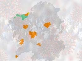 As decisións do comité clínico levan a manter as medidas en 13 concellos galegos.