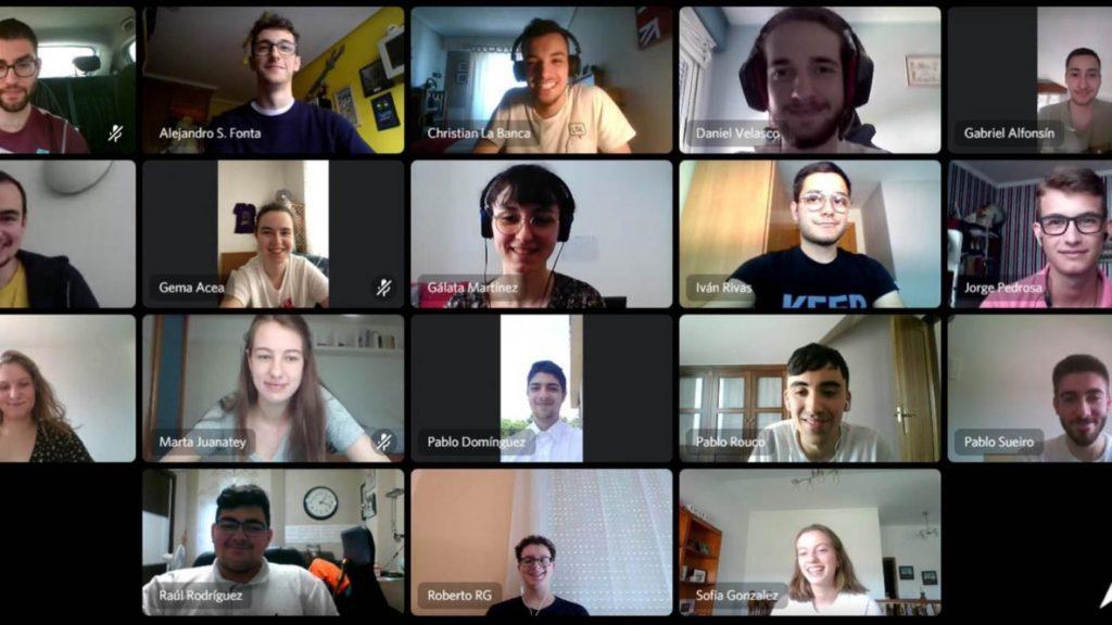 Reunión de traballo de UVigo Aerotech. Foto: Duvi.