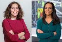 Andrea Muras e María Canosa serán as poñentes nos faladoiros de Afundación TV.