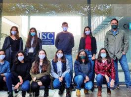 Laboratorio BioNanoTools do CiQUS de Santiago. Foto: CiQUS.
