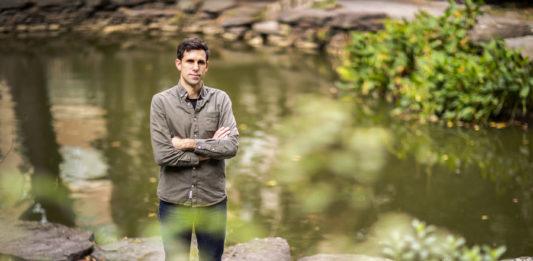 César de la Fuente, investigador e profesor da Universidade de Pennsylvania. Foto: upenn.edu.