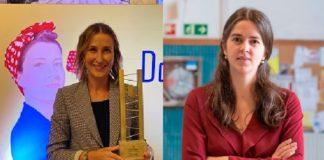 Verónica Bolón e Susana Ladra son profesoras e investigadoras na Universidade da Coruña.