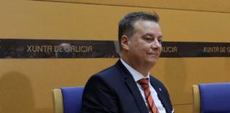 Pedro Rascado é membro do comité clínico da Xunta, , responsable do Plan de Continxencia en UCI-Covid-19 da Sociedad Española de Medicina Intensiva (SEMICYUC) e especialista en Medicina Intensiva no CHUS. Foto: Xunta de Galicia.