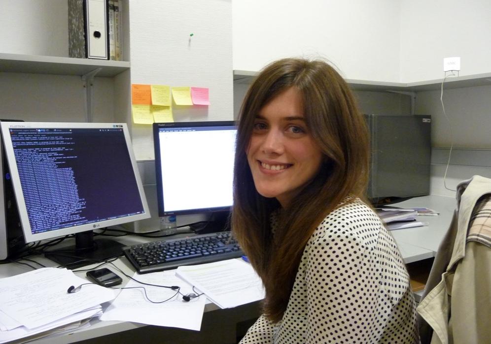Sabela Ramos Garea traballa en Google Research.