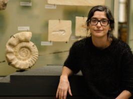 Sara Varela é a segunda científica da UVigo que recibe unha bolsa Starting Grant, despois de Elena Ojea. Foto: Nicolas Baird.