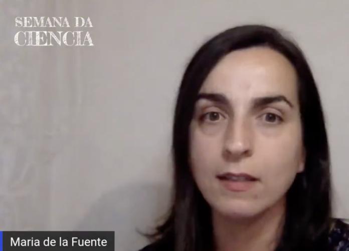 María de la Fuente.