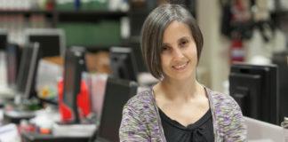 """Pilar Perla é xornalista científica, e desde 1994 coordina o suplemento Tercer Milenio do """"Heraldo de Aragón""""."""