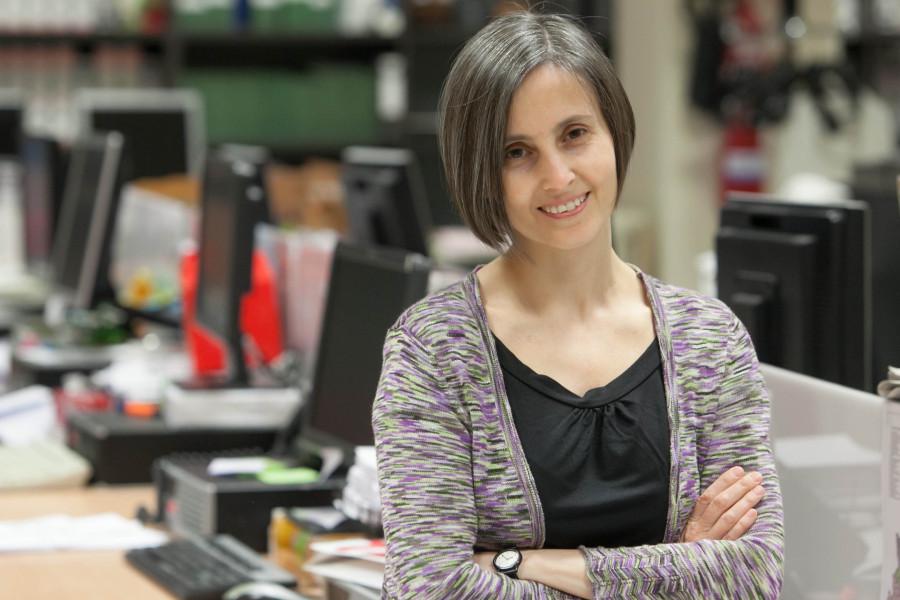 Pilar Perla é xornalista científica, e desde 1994 coordina o suplemento Tercer Milenio do