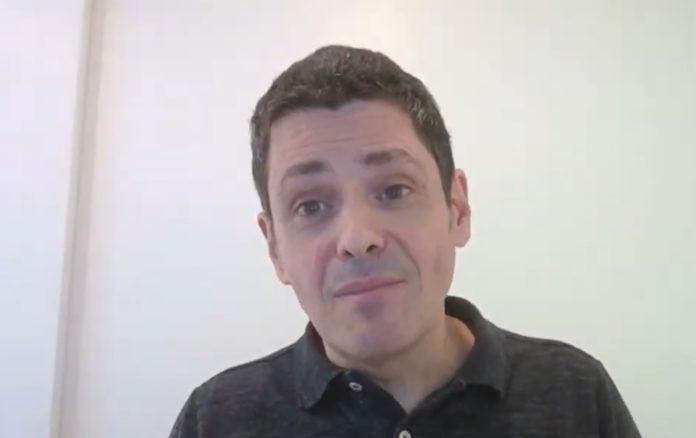 José Luis Jiménez é investigador na Universidade de Colorado e experto en aerosois.