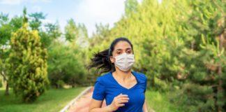 Na maioría dos países, facer deporte ao aire libre é unha das excepcións para a obrigatoriedade no uso da máscara. Foto: Pixabay.