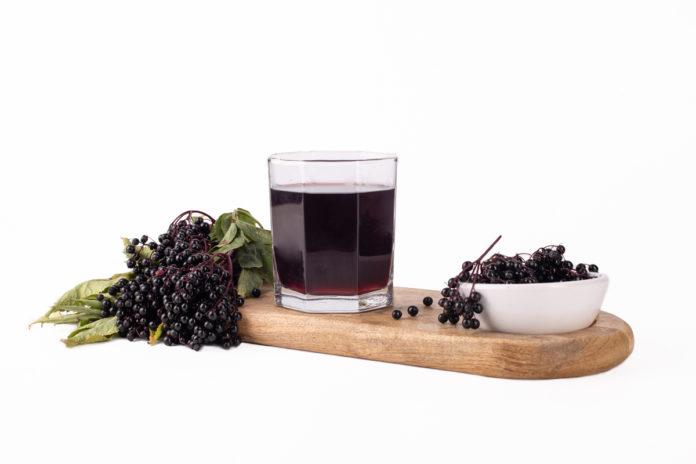 sabugueiro Carabuñas antioxidante