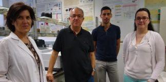 Imaxe do arquivo de parte do grupo de investigación QA2. Foto: Duvi.