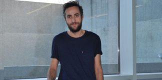 João Fernandes Alves, investigador do Cinbio da UVigo. Foto: Duvi.