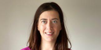 Leticia Cunqueiro Méndez é doutora en Física de Partículas pola Universidade de Santiago de Compostela. Foto: Institut Polytechnique de París.