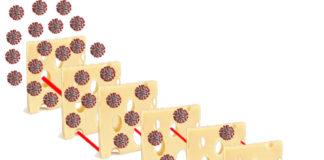 A estratexia do queixo suízo. Fonte: Ian Mackay/elaboración propia.