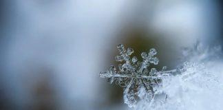 As folerpas de neve adoitan tomar formas hexagonais. Fonte: Pixabay.