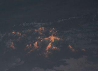 Imaxe tomada desde a ISS o pasado día 11 de febreiro. Foto: NASA.