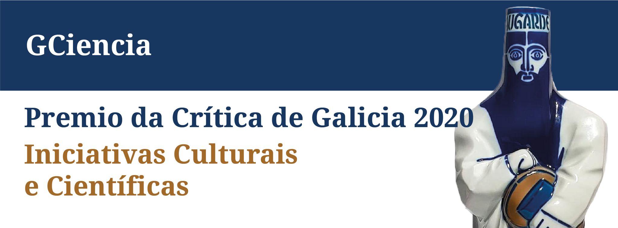 Premio da Crítica de Galicia 2020