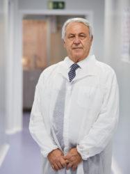 Esteban Rodríguez, conselleiro delegado de Biofabri. Foto: Grupo Zendal.
