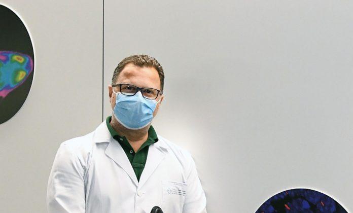 Federico Martinón é xefe de servizo de Pediatría no CHUS de Santiago e asesor en vacinas da OMS. Foto: IDIS.