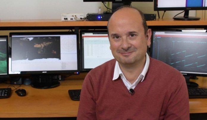 Fernando Aguado é o coordinador da Agrupación Aeroespacial da UVigo. Foto: Duvi.