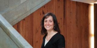 Clara Domínguez, autora da tese de doutoramento. Foto: IDIS.