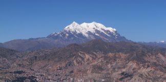 A área metropolitana de La Paz, en Bolivia, é unha das zonas densamente poboadas a máis altitude do mundo, superando os 4.000 metros en El Alto. Foto: SantiagoGG/CC BY-SA 4.0.