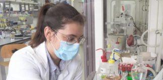 Marta Pazo é a primeira asinante do artigo. Foto: CiQUS.