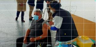 As persoas maiores de 60 anos representan o 96,5% dos falecementos por Covid-19 en Galicia. Imaxe: Xunta de Galicia/ Elaboración propia.