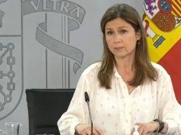 A directora da Axencia Española do Medicmamento, a galega María Jesús Lamas. Imaxe: Ministerio de Sanidad.