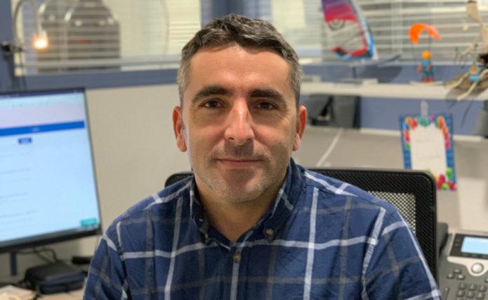 Francisco Campos, do IDIS de Santiago, é coordinador do proxecto PLATMED contra o ictus. Foto: IDIS.
