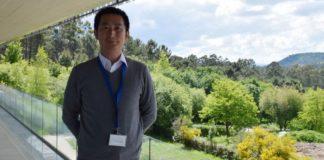 Jianbo Xiao era investigador na universidade de Macau, desde onde se incorpora á UVigo. Foto: Duvi.