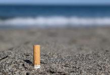 As cabichas son un dos 10 tipos de lixo máis habituais nas praias. Imaxe: IEO.