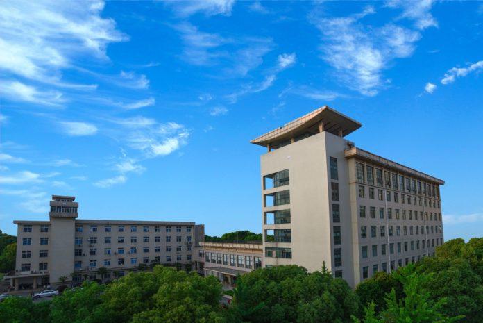 Instituto de Viroloxía de Wuhan, na China, onde a misión da OMS estudou a posible fuga do SARS-CoV-2 e a cualificou de