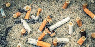 Estímase que un 75% das cabichas que se consomen no mundo acaban no chan e, posteriormente, afectan ao medio ambiente. Foto: Pixabay.