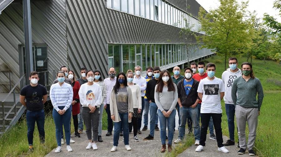 O grupo GeoTECH da UVigo lidera o proxecto, cun orzamento total de cinco millóns de euros. Foto: Duvi.