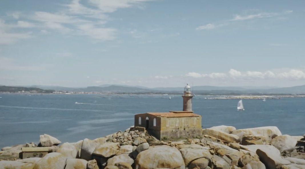 Illa da Rúa. Fonte: Turismo Deputación da Coruña.