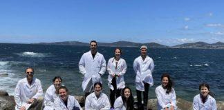 Equipo da Universidade de Vigo que participará no proxecto LabPlas, Foto: Duvi.