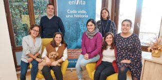 El equipo de Envita cuenta con experiencia en la gestión de residencias de mayores. Foto: Envita