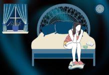 O insomnio persistente pode conducir a serios trastornos de saúde. Imaxe: Pixabay.